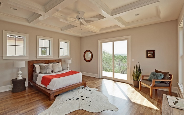 Creative Ceiling Design For Modern Bedrooms