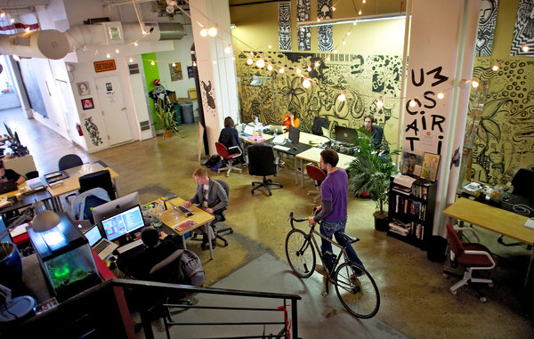 Top Benefits Of Sharing An Office Space