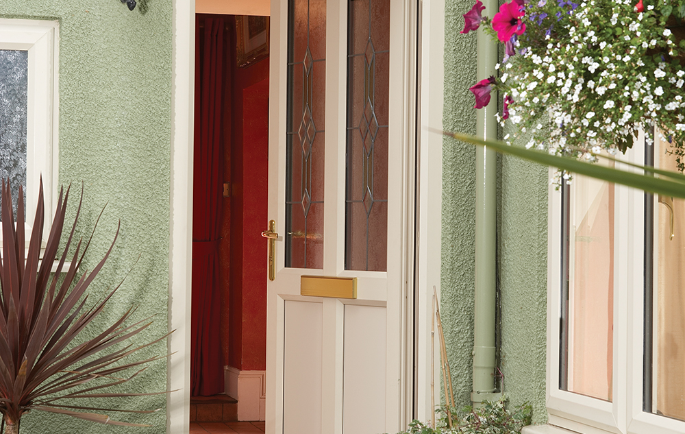 Why You Should Choose A uPVC Door For Your Home