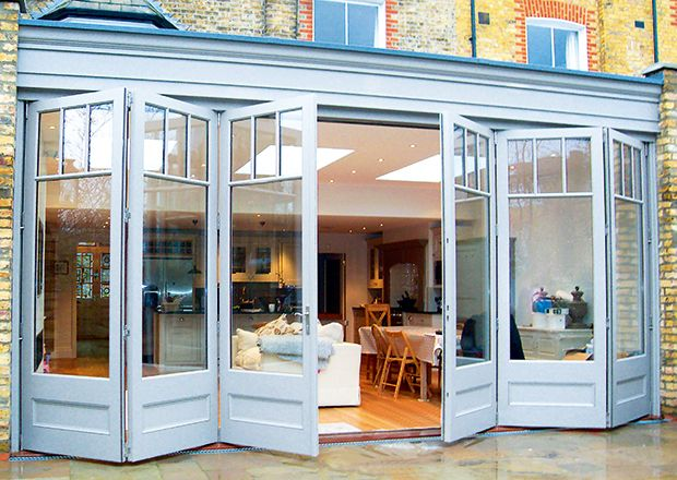 Bifold Doors Add A Touch of Ambiance and Class to Any Home