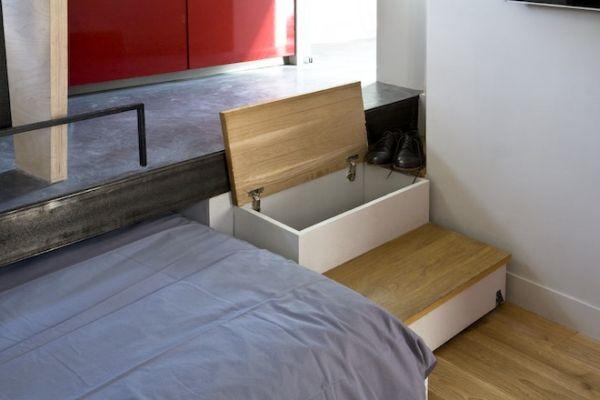 Clever Hidden Storage Ideas