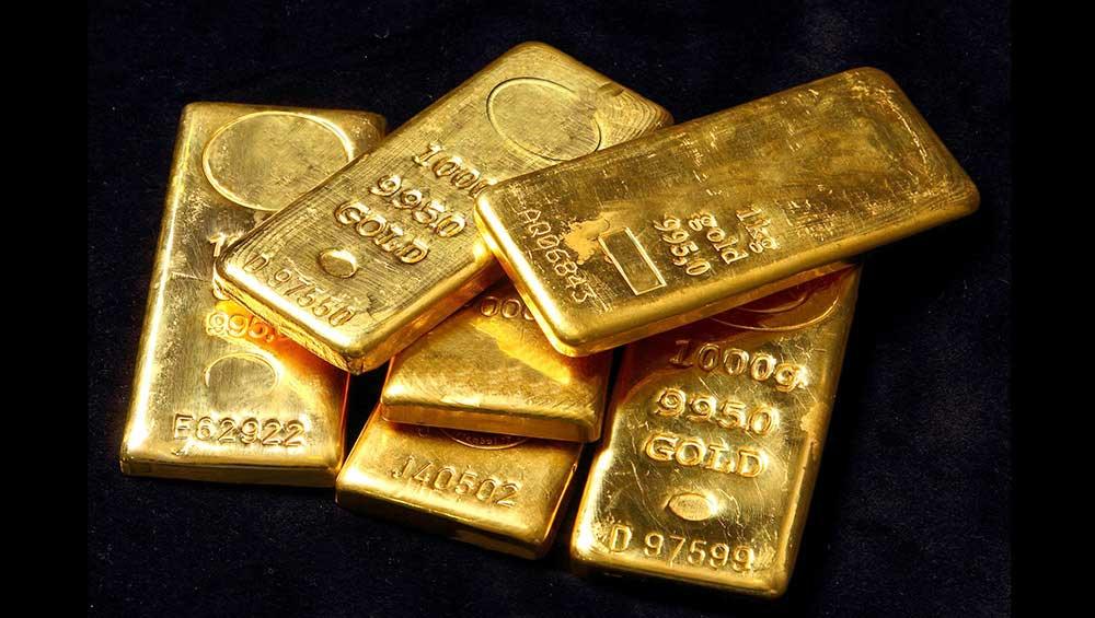 Real Gold Bars