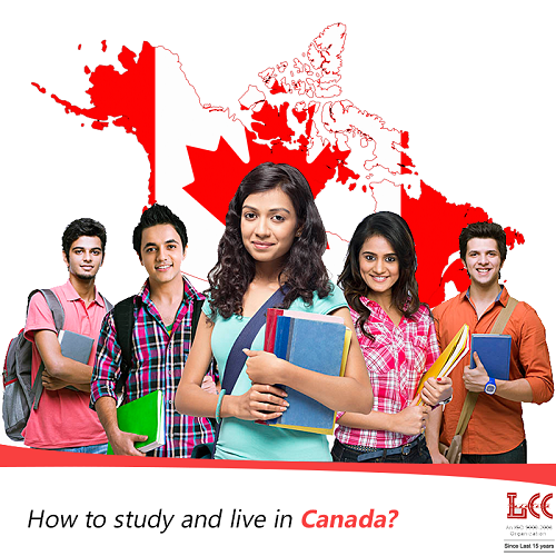 How To Study and Live In Canada