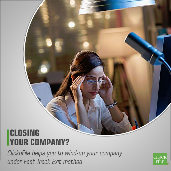 Procedure To Close A Private Limited Company In India