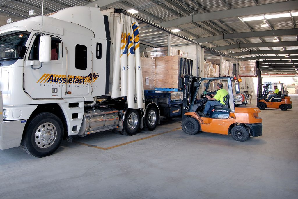 The Business Of Pallet Freighting