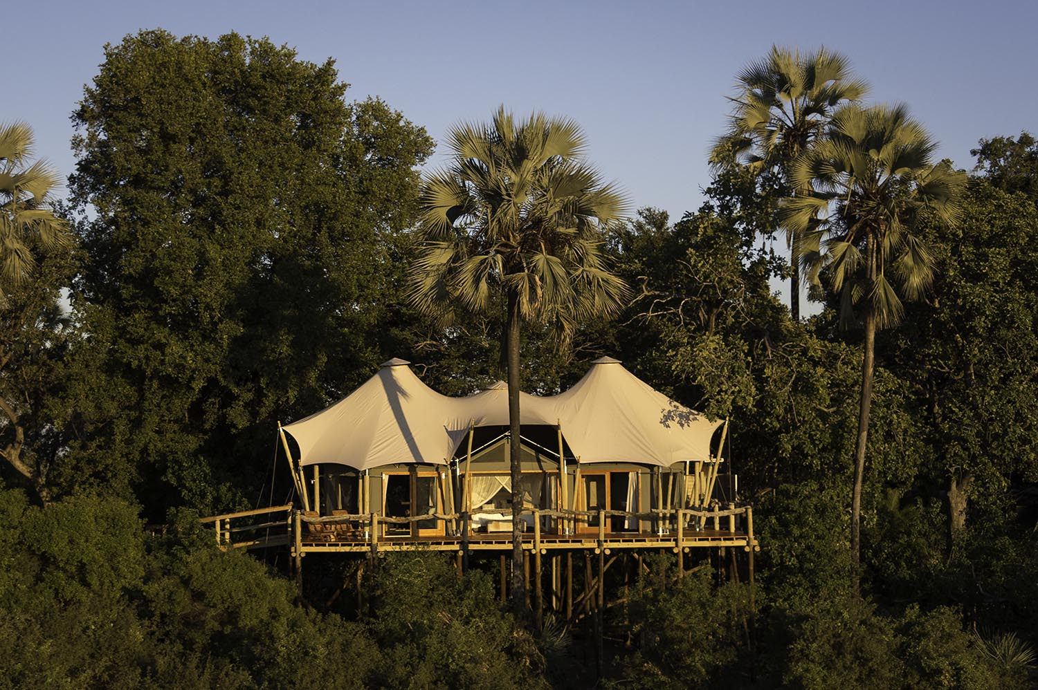 Experience The Joys Of Glamping