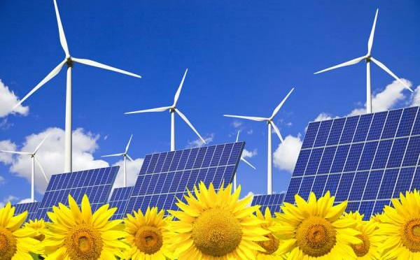 Renewable Energies For Industrial Usage