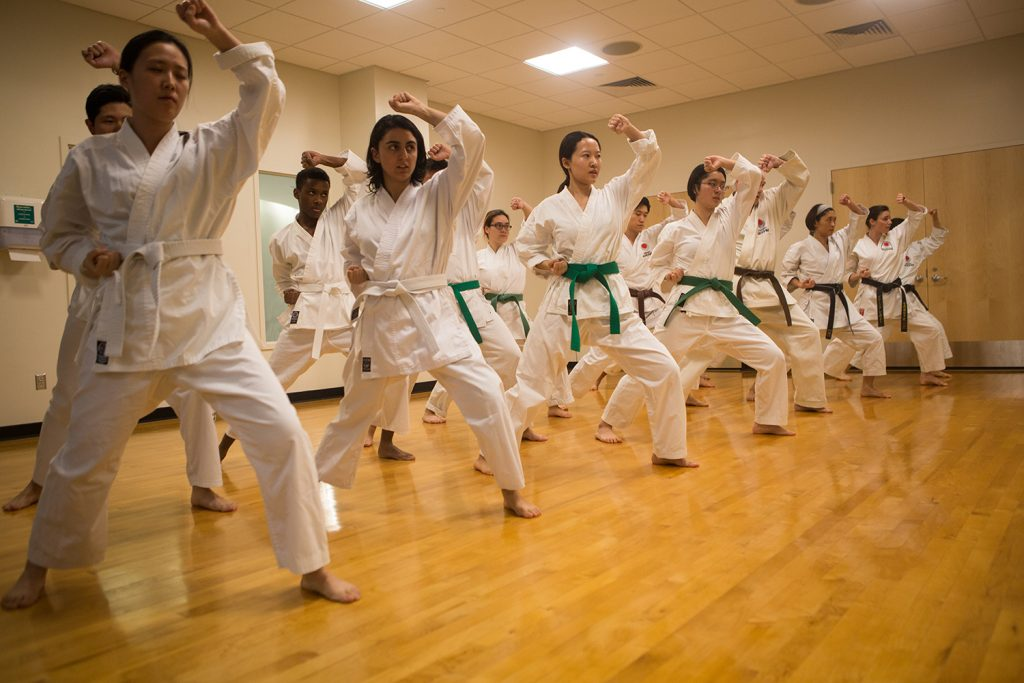 Karate Is A Self-Defense Practice Rather Than A Sport