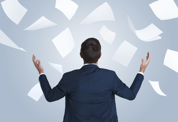 What Are The Risks Of Only Having Paper Copies Of Important Documents