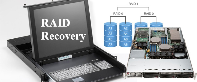Recover Your Lost Data By Hiring RAID Recovery Professional