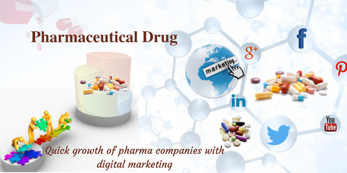 Role Of Digital Marketing For Growth Of Indian Pharma Companies