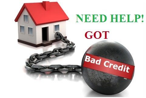 Get A Home Loan Even with A Low Credit Score