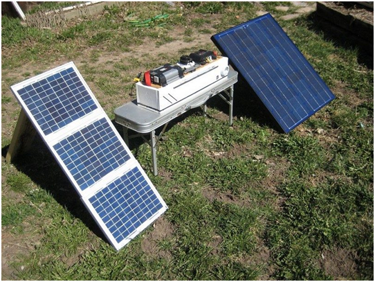 Benefits Of Portable Solar Power Generators