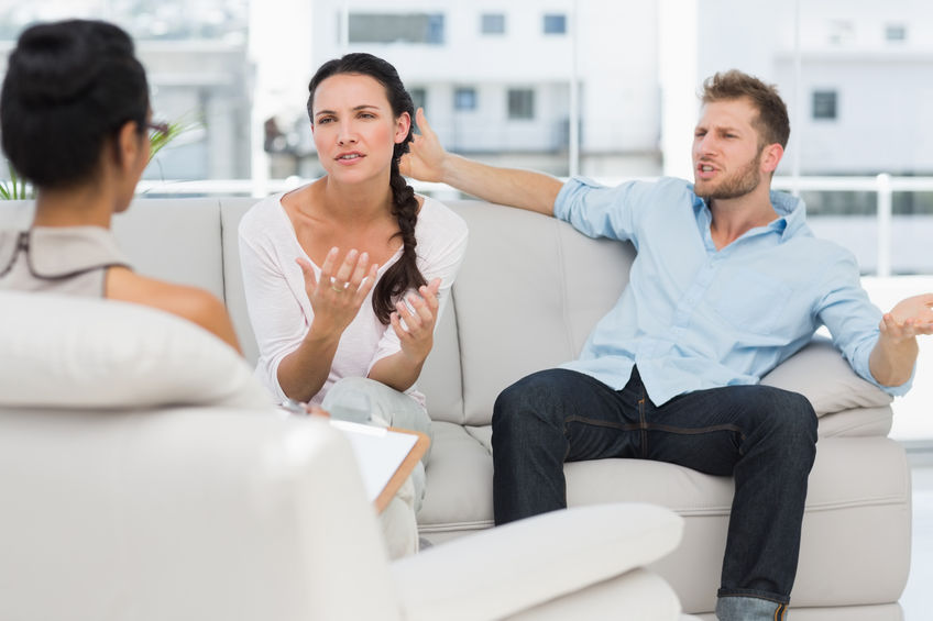 Choosing To Undergo Marriage Counselling Now