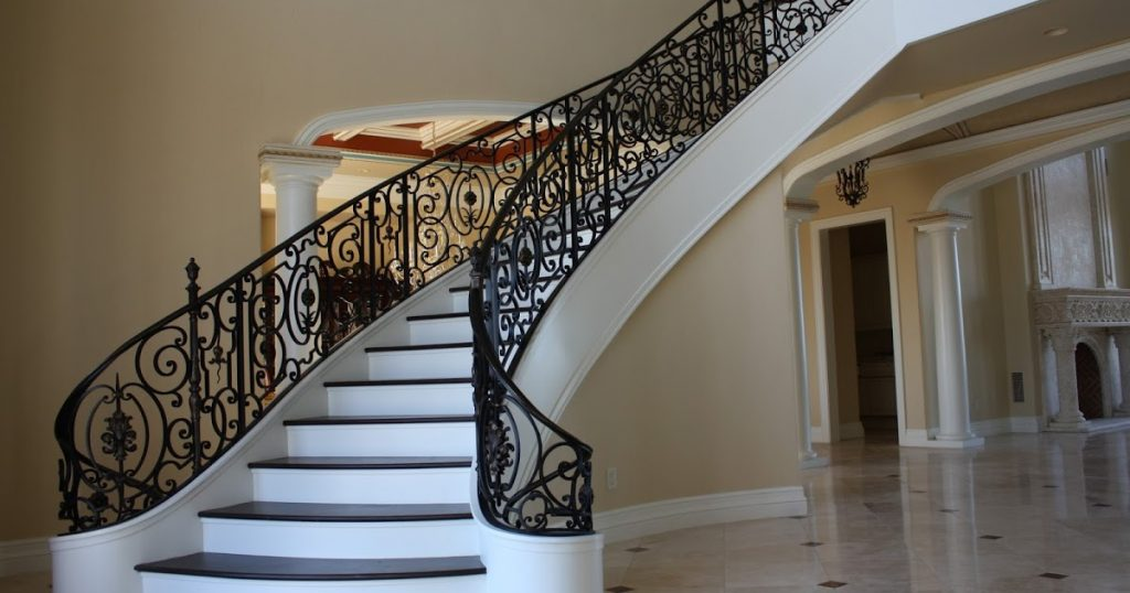Installing a Metal Staircase in Your Home