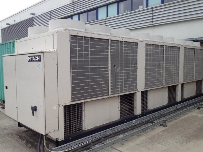 Varieties of Industrial Cooling System