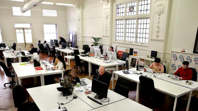 Budding Entrepreneurs Can Use One Of The Office Spaces