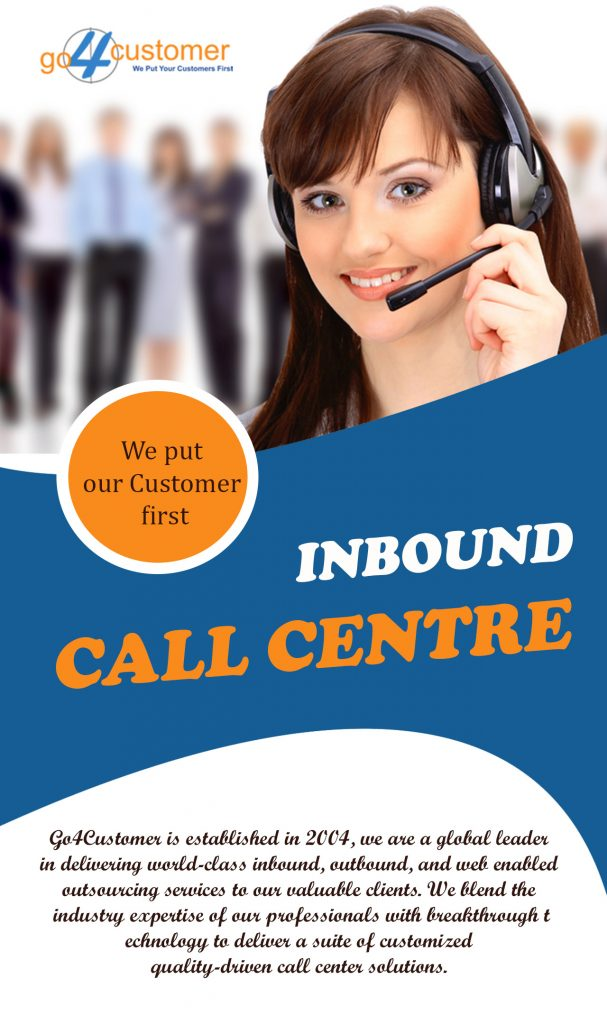 Inbound-call-centre