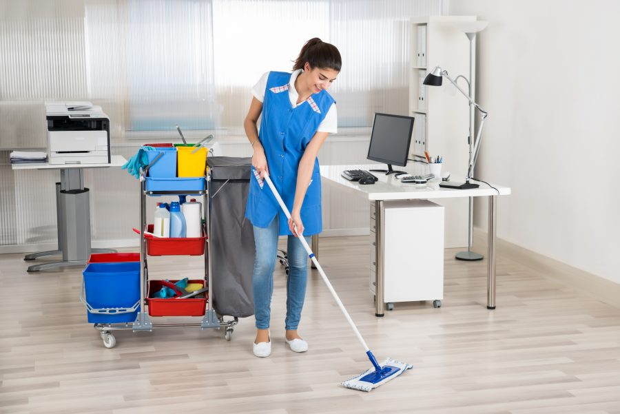 Tips For Keeping Your Work Site Clean