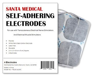 Santamedical Launches Universal Tens Unit Pads For All Devices