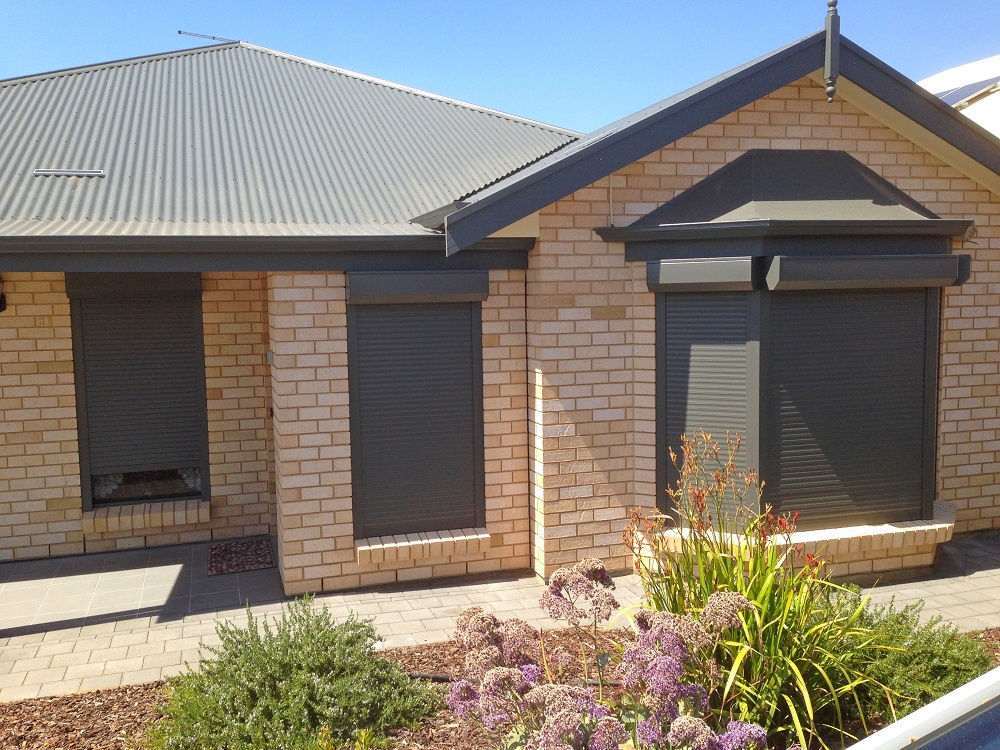 How To Secure Your Home With Roller Shutters?