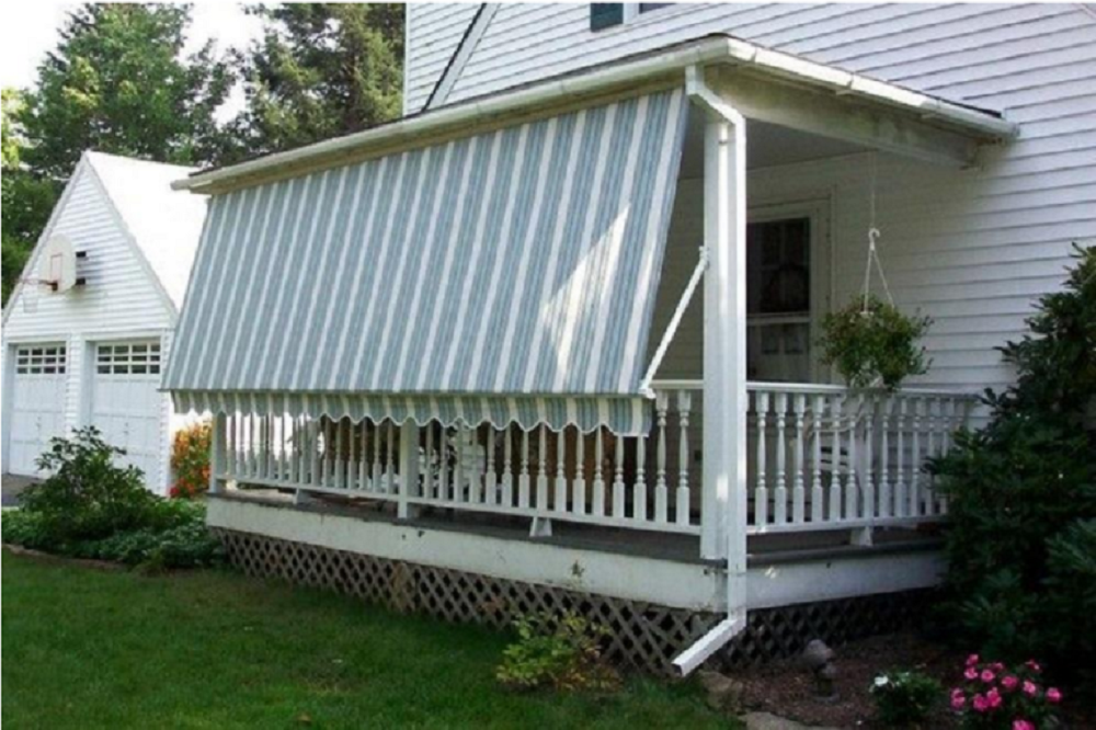 awnings-house