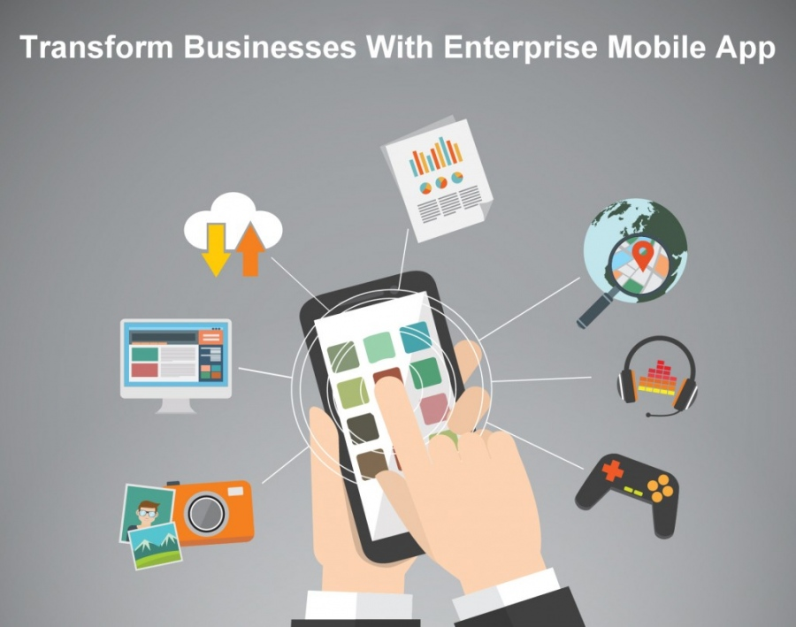 How Mobile Applications Can Transform Your Business