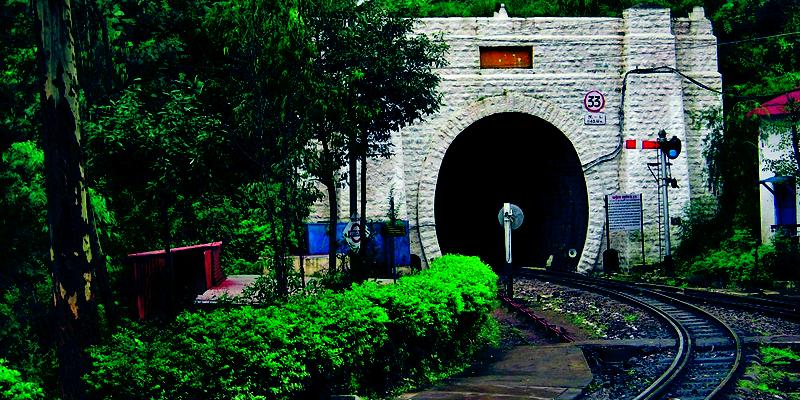 Explore 5 Train Tunnels Of India