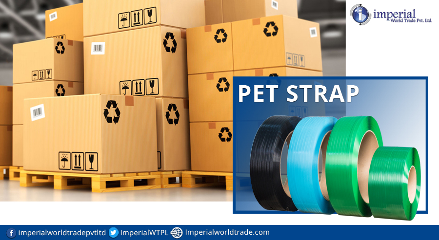 Get An Ideal Packaging Solution With PET Strap