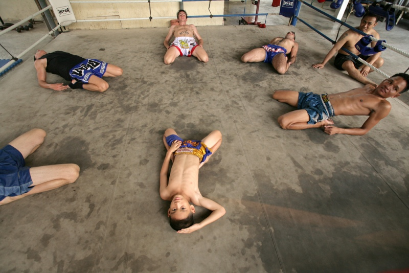 Muay Thai Training Camp In Thailand and The Effective Improvement Of Health