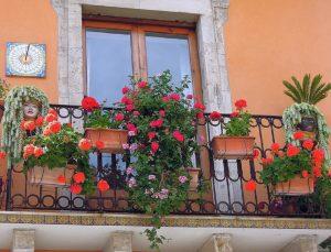 Balcony Plant Pot