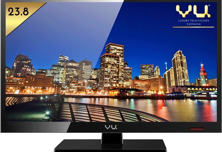 Vu Tv Launch Smart Television Budget Price