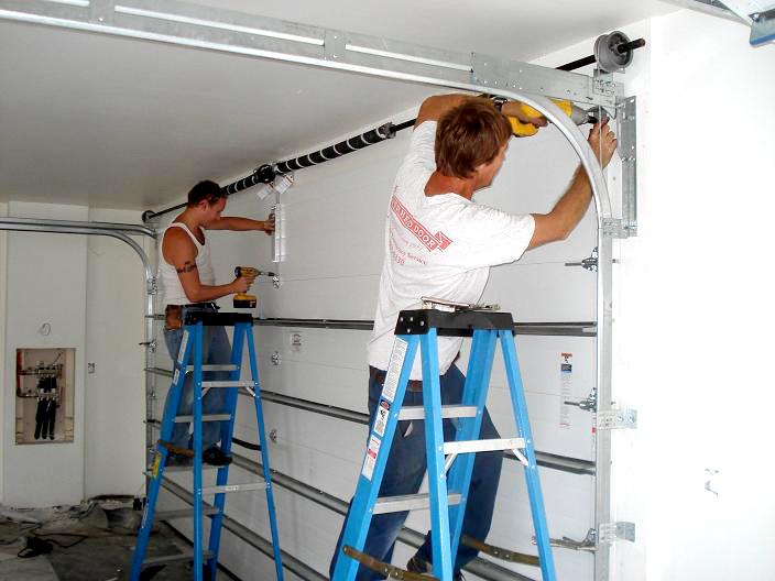 Roller Door Repair