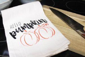 Fall Towels