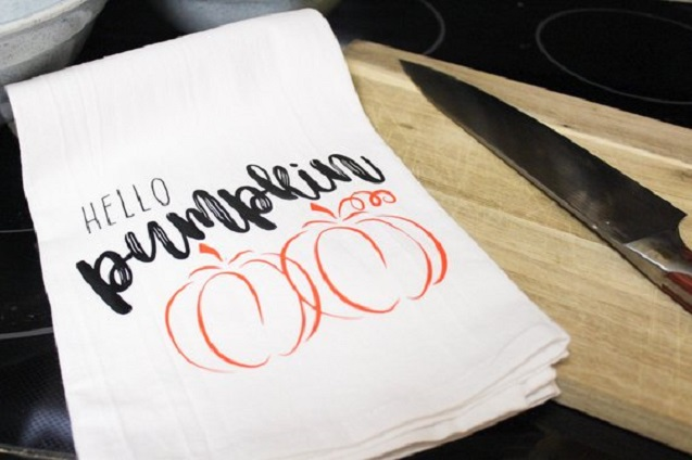 Fall Towels