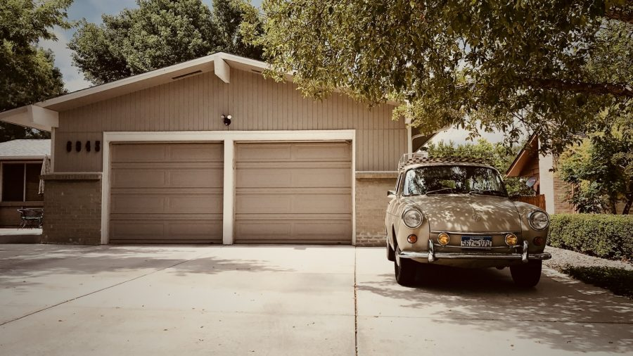 8 Ways to Visually Improve Your Garage That You Might Not Have Considered